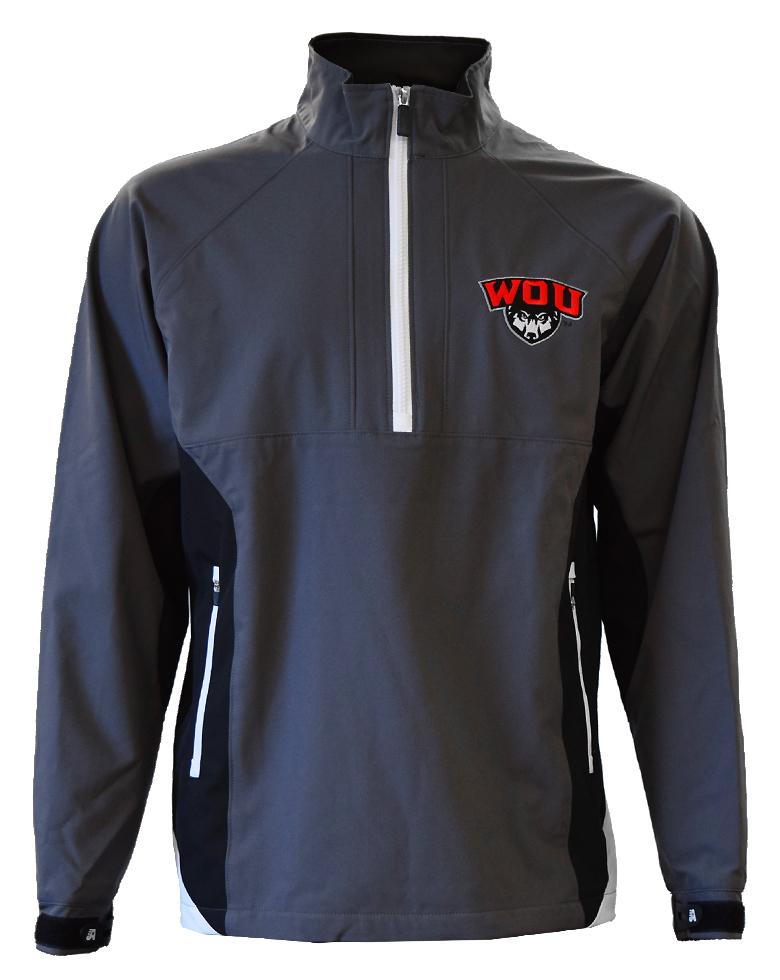 Men's Quarter-Zip Jacket