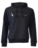 Black/Charcoal Pullover Hoodie thumbnail