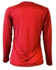 Red Athletic Long Sleeve Tee thumbnail