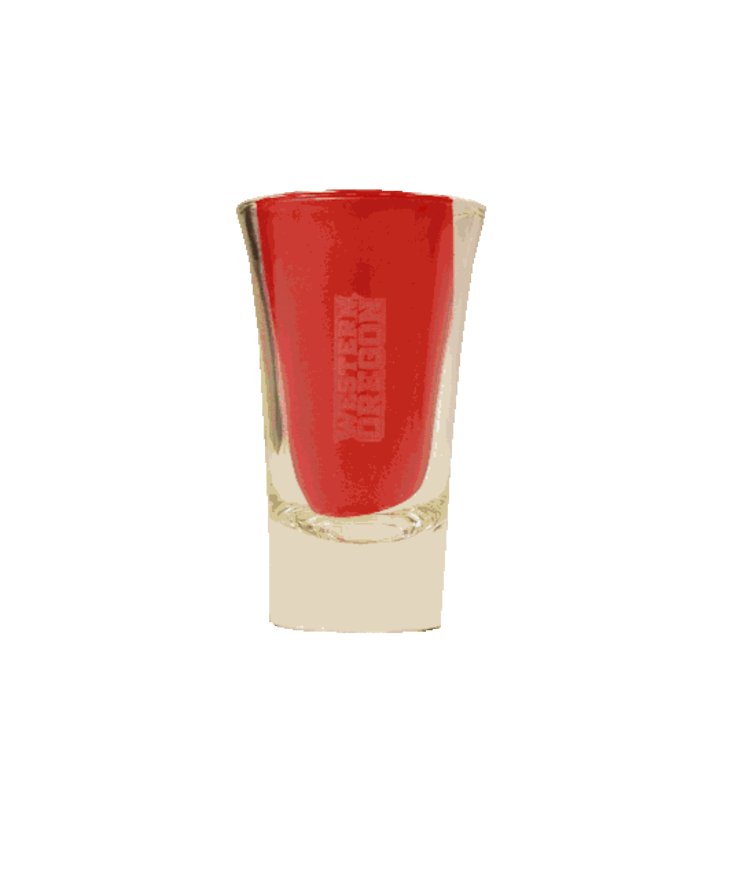 Image For Tall Flared Shot Glass