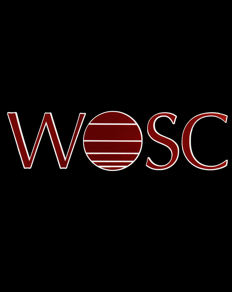 Cover Image For Throwback WOSC Logo Decal