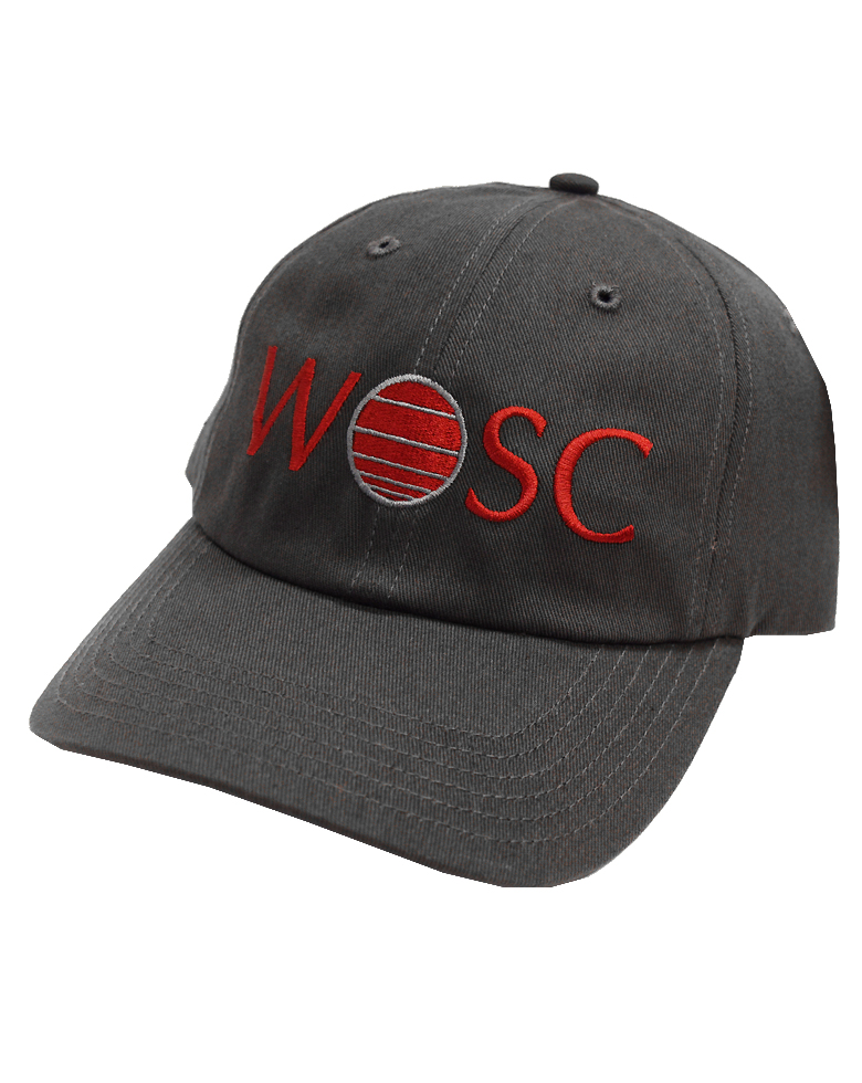 Image For Throwback WOSC Hat - Gray