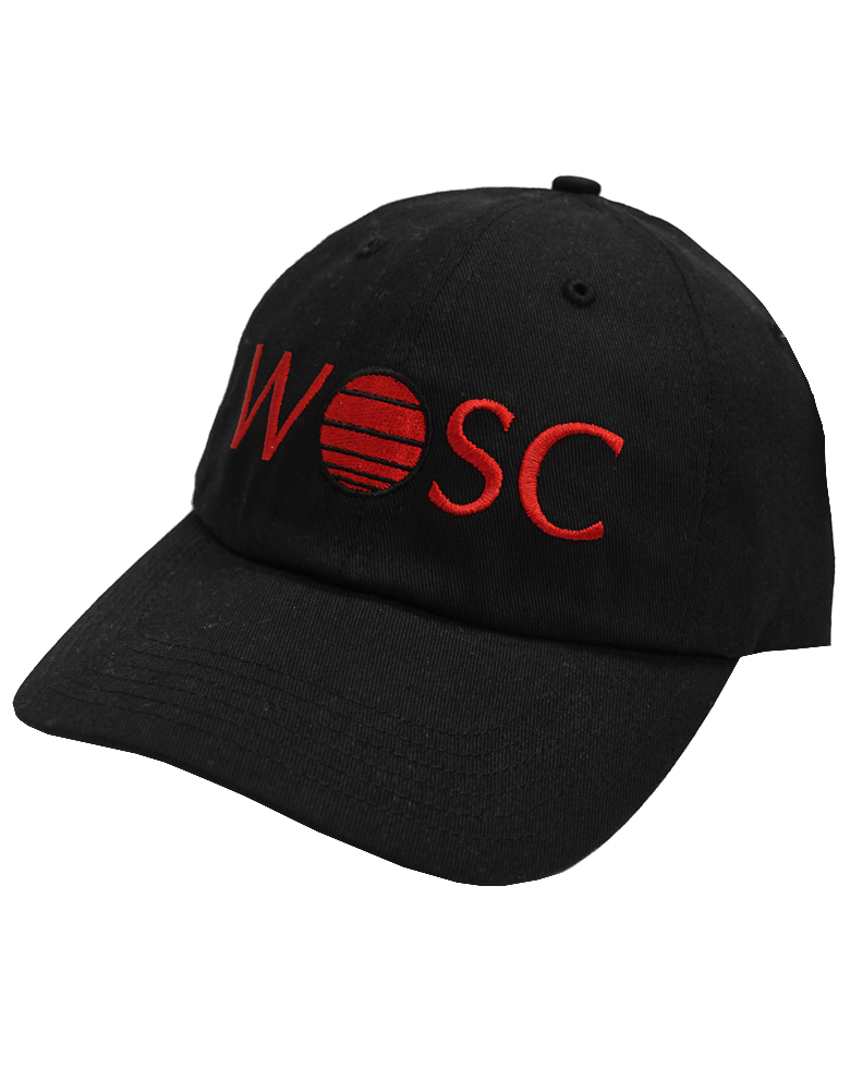 Image For Throwback WOSC Hat - Black