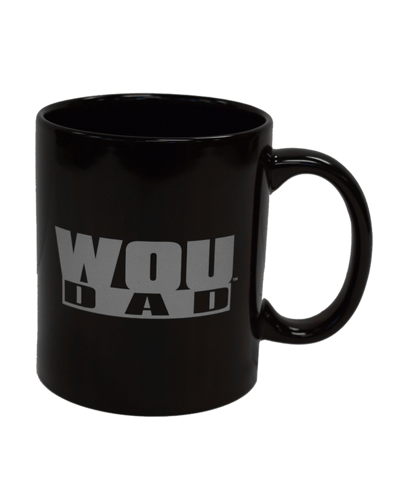 Image For Dad Mug - Black