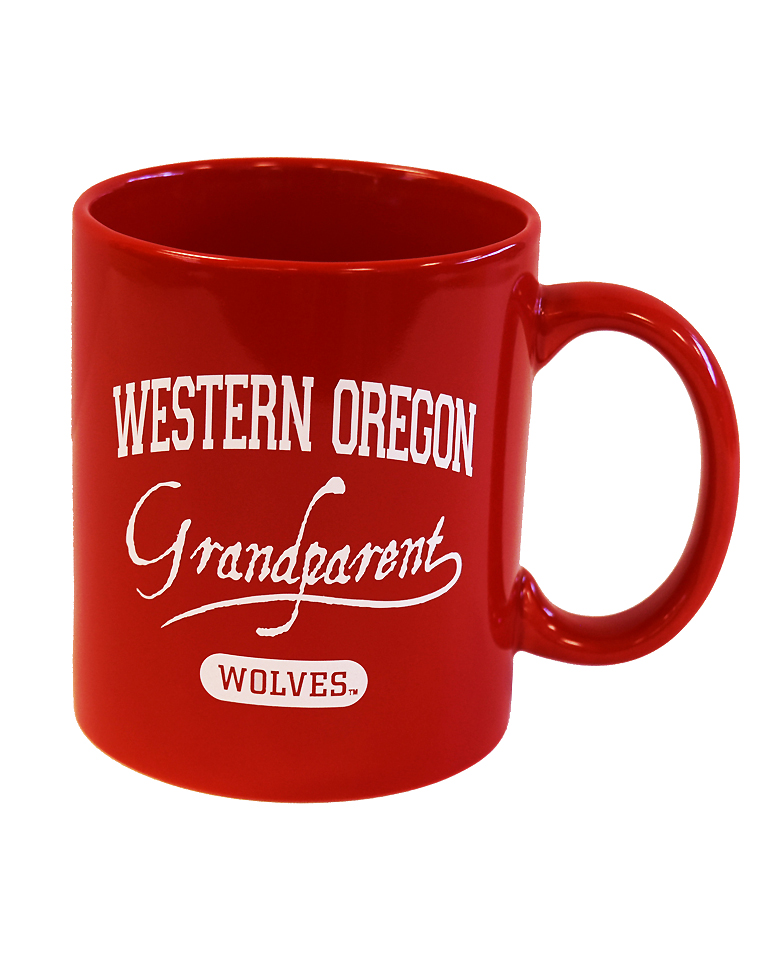 Image For Grandparent Mug - Red
