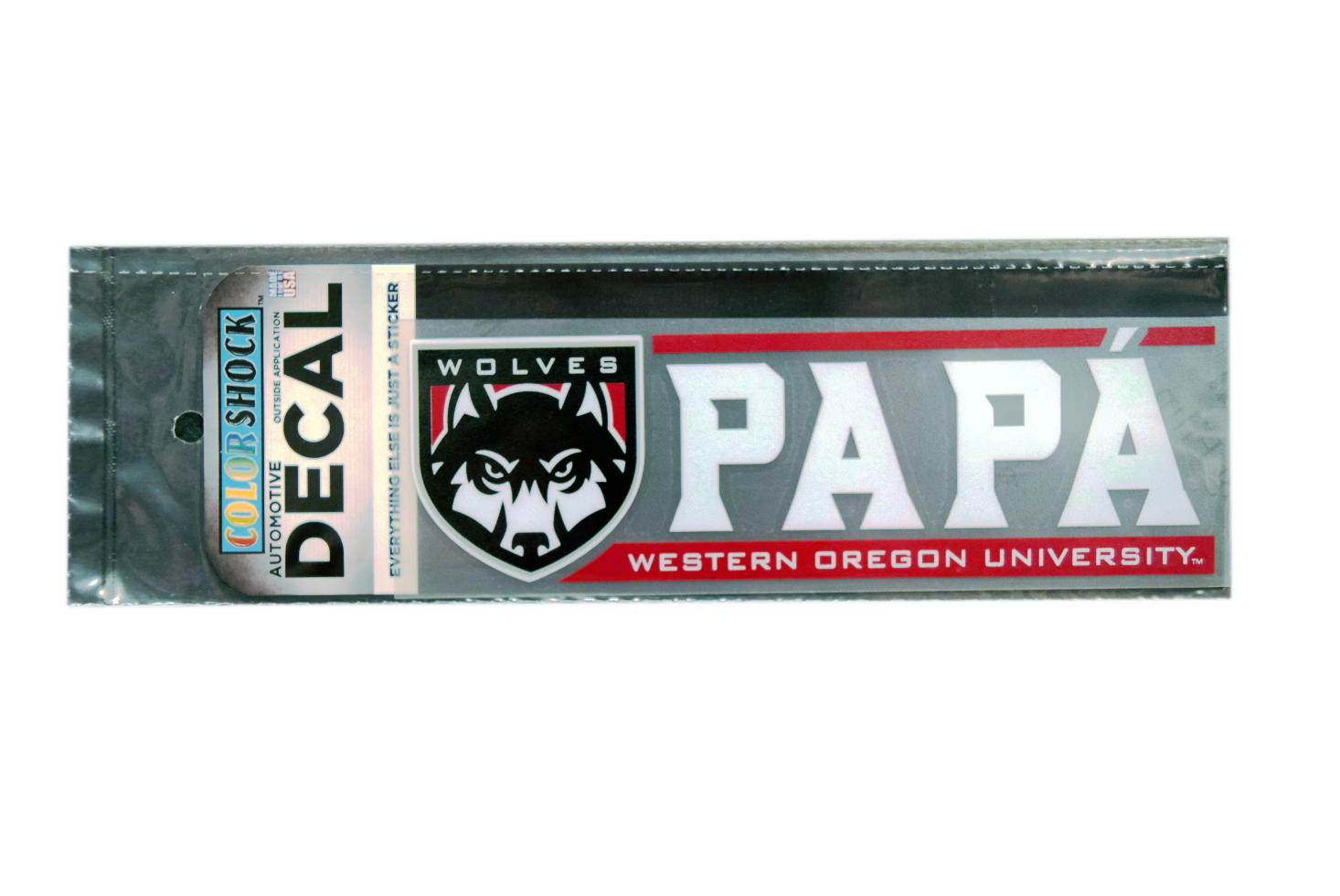 Image For Papá Decal