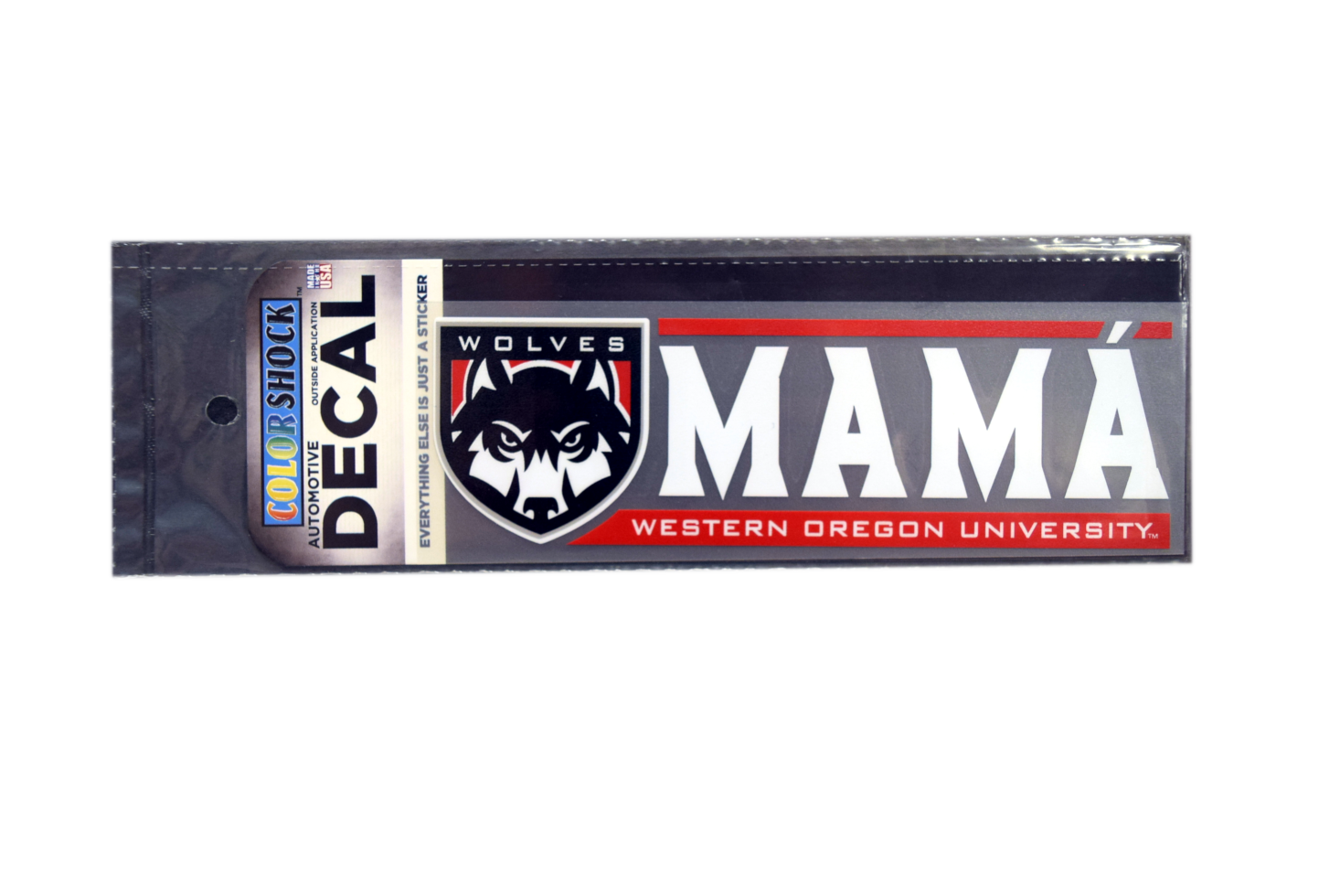 Image For Mamá Decal
