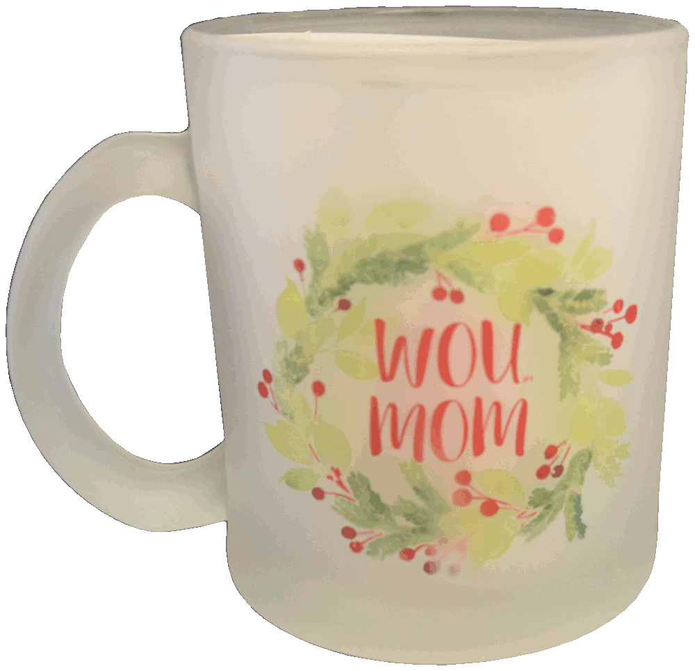 Image For Frosted MOM Mug