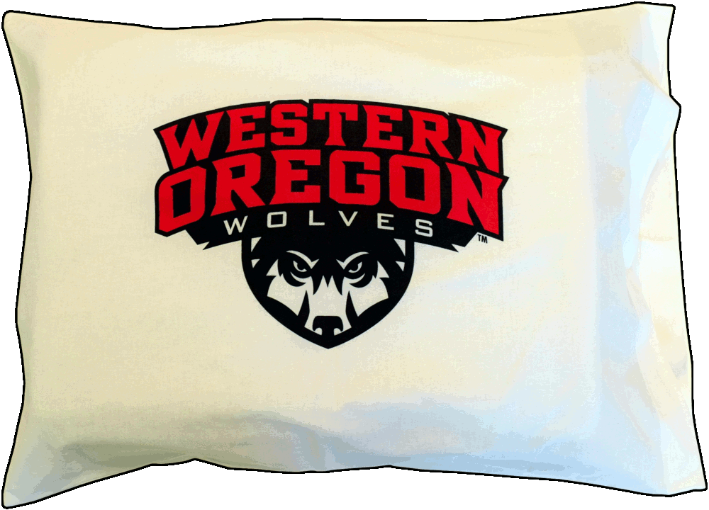 Image For WOU Pillow Case