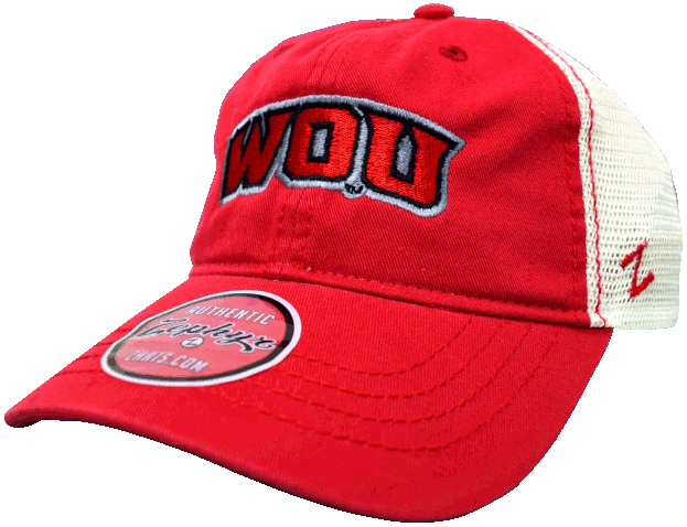 Cover Image For WOU Red Hat