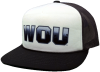 Cover Image for WOU Foam Front Mesh Hat