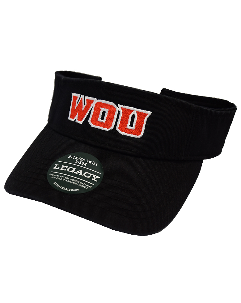 Cover Image For WOU Visor