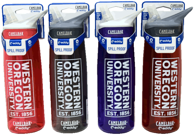 Image For Western Oregon University Camelbak