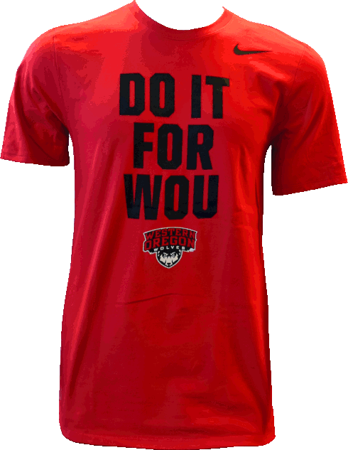 Image For Do It For WOU Tee