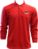 Cover Image for Long Sleeve Primary Logo Polos