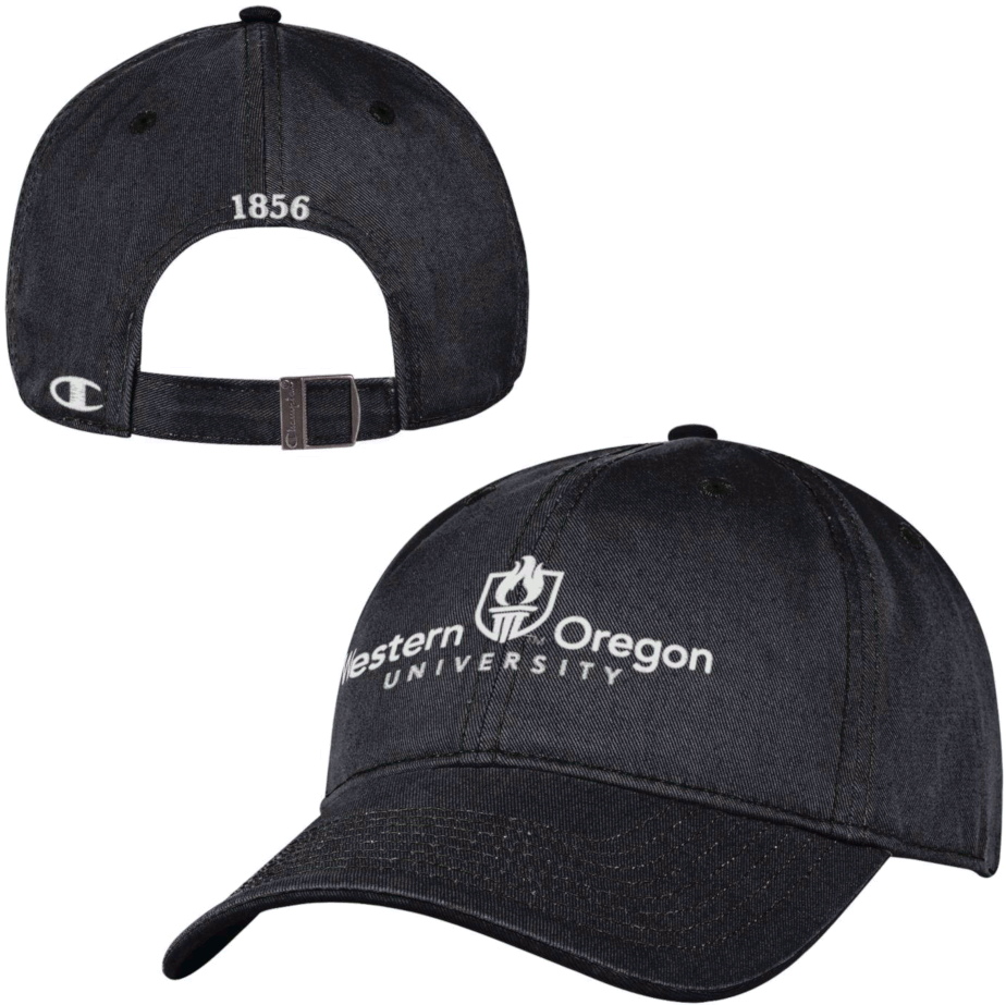 Cover Image For Academic Logo Hat - Black
