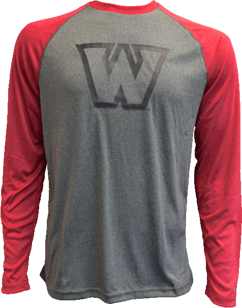 "Image For Long Sleeve ""W"" Tee"