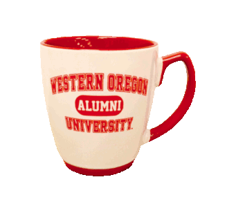 Cover Image For Western Oregon University Alumni Mug