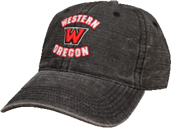 Cover Image For Western Oregon Hat