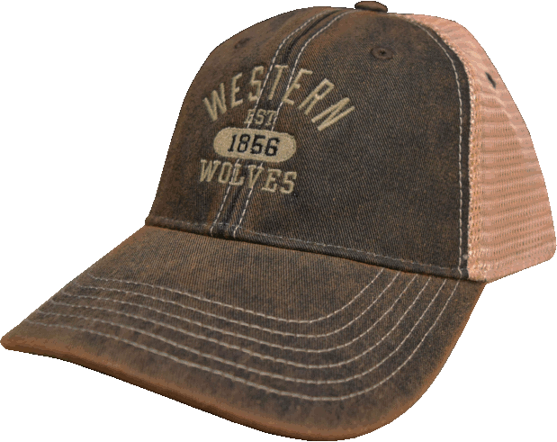 Image For Western Wolves Est. 1856 Hat