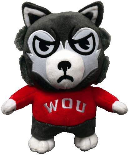 Cover Image For WOU Tokyodachi Plushy