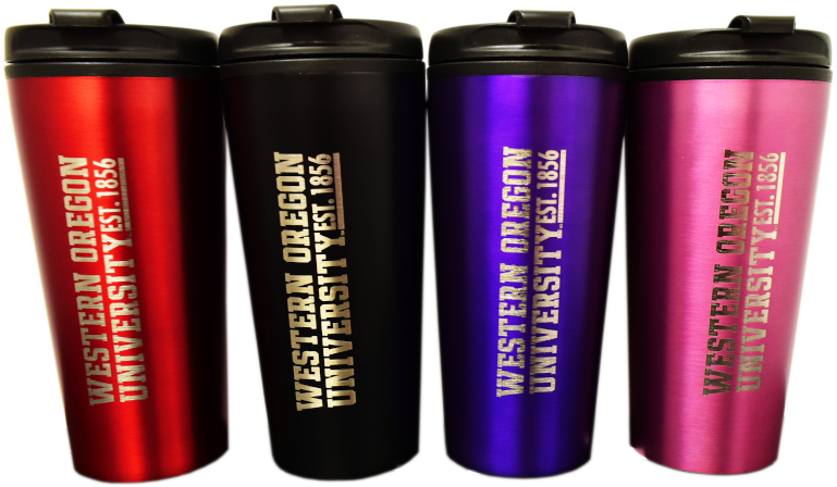 Image For Travel Tumbler W/Lid