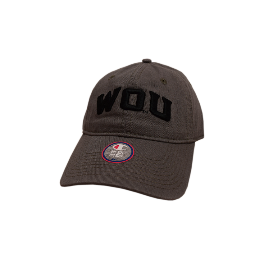 Image For Champion WOU Hat
