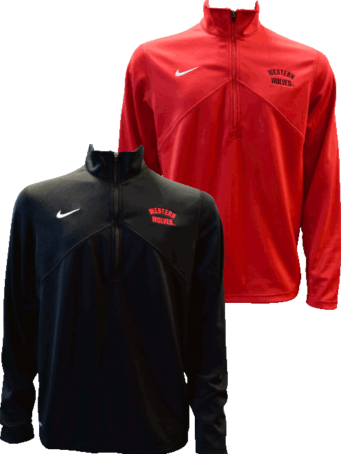 Image For 1/4 Zip DRI-FIT Training Top by Nike