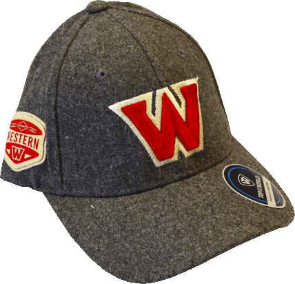 "Image For ""W"" Wool Hat by Top of the World"