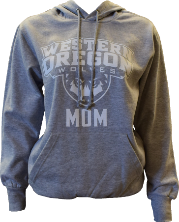 Image For Primary Logo Mom Hooded Sweatshirt