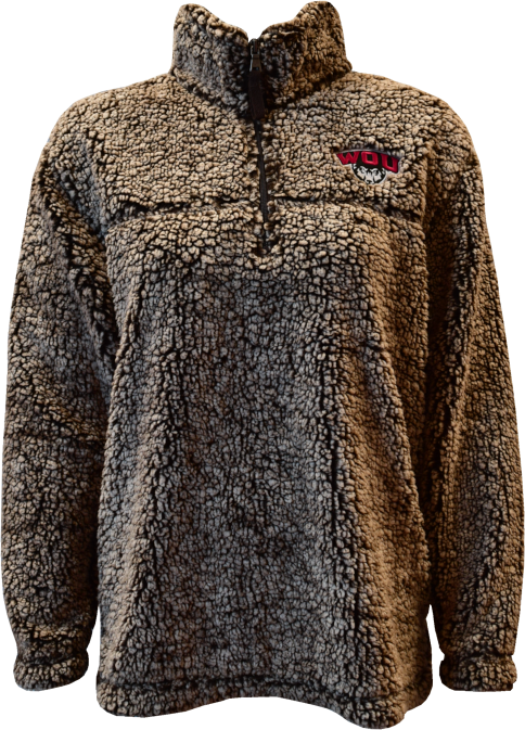 Image For 1/4 Zip Sherpa by Boxercraft