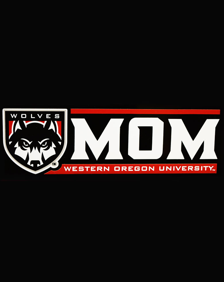 Image For Wolf Mom Decal