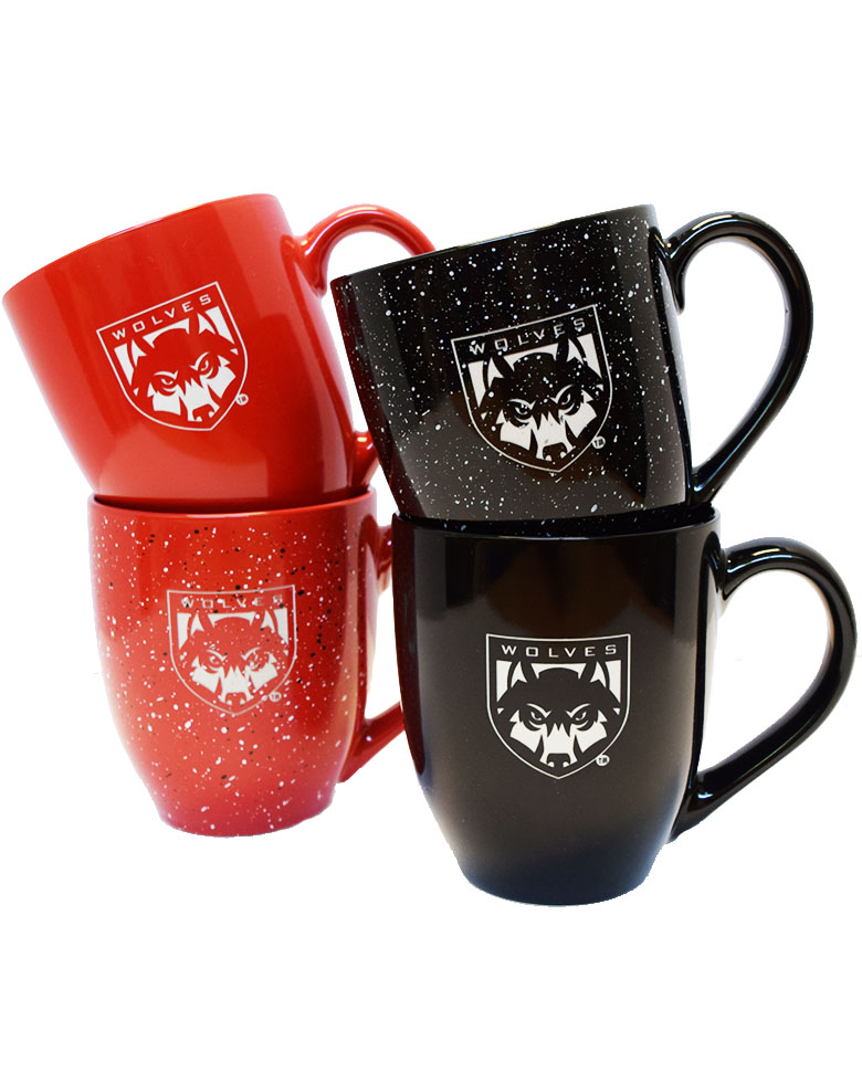 Image For WOU Wolves Bistro Mug