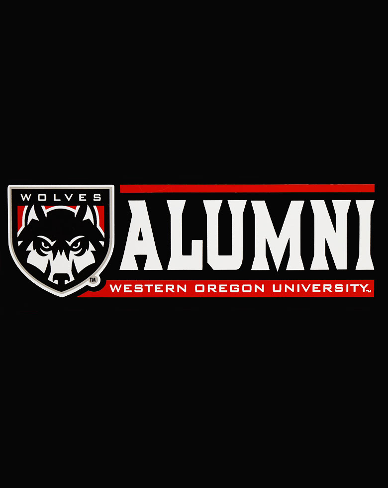 Image For Alumni Decal